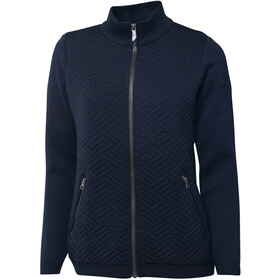 Ivanhoe of Sweden Elna Full Zip Jacket Women navy
